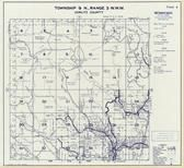 Township 9 N., Range  3 W., Eufaula, Coal Creek, Cowlitz County 1968